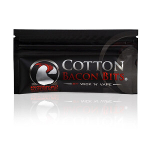 WicknVape - Cotton Bacon Bits v2