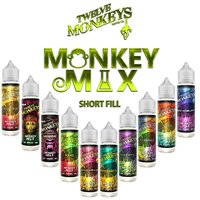 Twelve Monkeys - Monkey Mix Shake & Vape 50ml