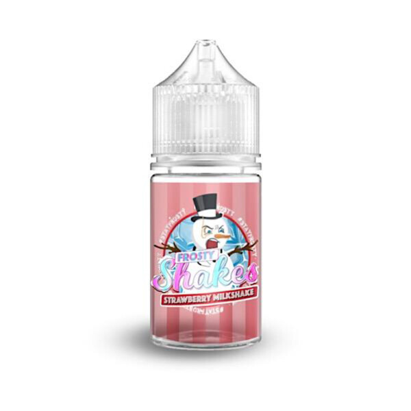Dr. Frost - Little Frost - Shake & Vape 25ml Strawberry Milkshake ohne Nikotin-Shot