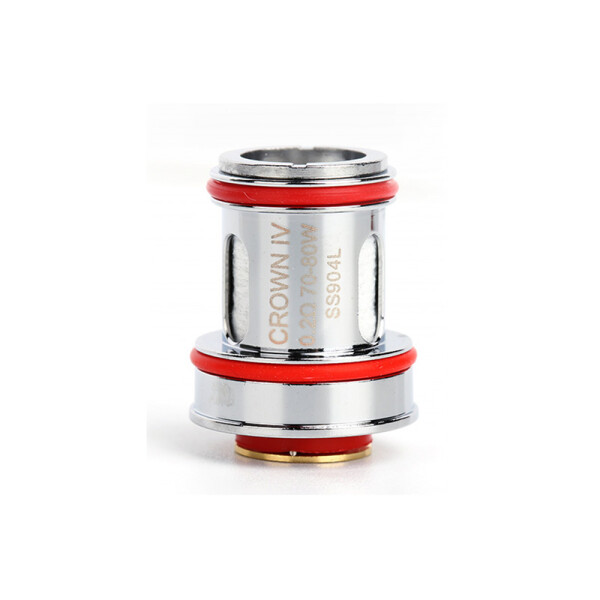 Uwell Crown 4 Heads 0,2 Ohm (4 Stück pro Packung)