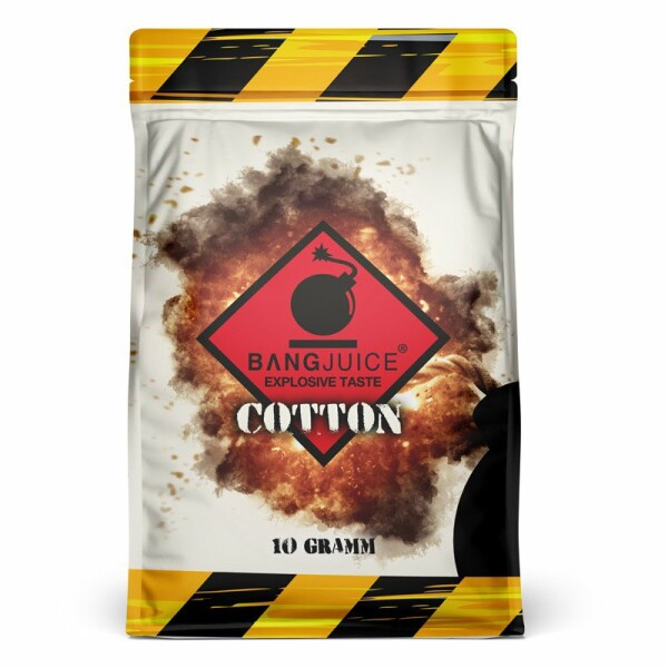 Bangjuice Cotton - Watte 10g