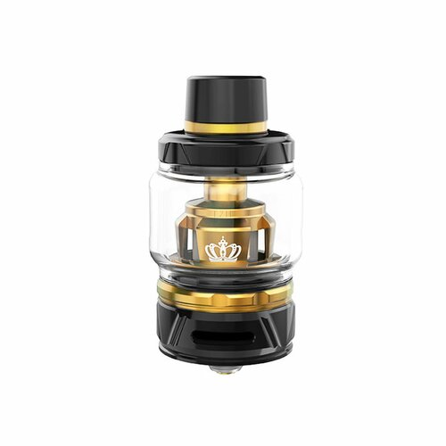 Uwell Crown 4 Clearomizer Dampfdidas Black/Gold