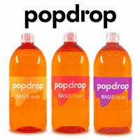 POPDROP Basis 0mg/ml - 1000ml