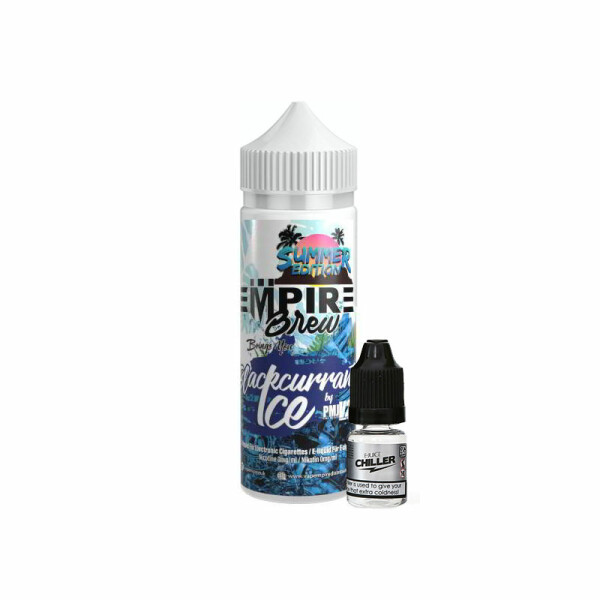 Empire Brew - Summer Edition Liquid 100ml Blackcurrant Ice 0 mg (ohne Nic-Shot)