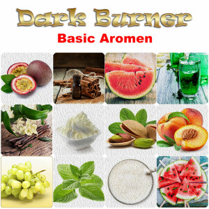 Dark Burner Basic Aroma - 10ml