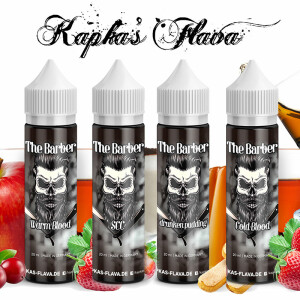 Kapkas Flava - The Barber - Longfill Aroma 20ml