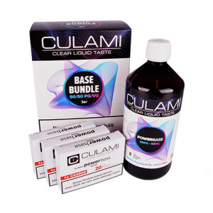Culami Basen Bundle für 3mg - 1000ml