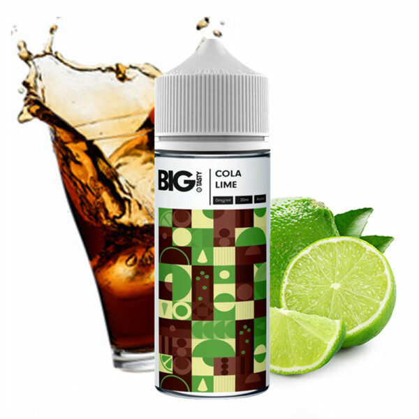 Big Tasty - Longfill Aroma 20ml Cola Lime