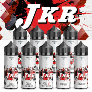 JKR Flavours - Longfill Aroma 10ml
