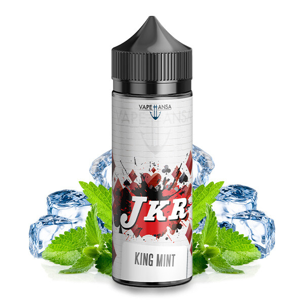 JKR Flavours - Longfill Aroma 10ml King Mint