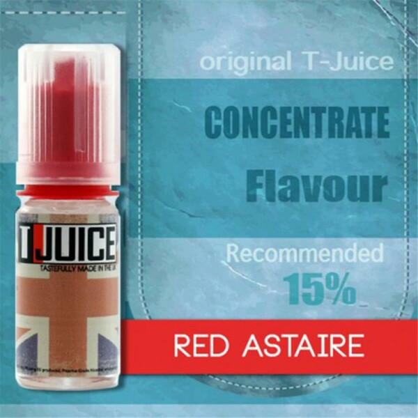T-Juice - Red Astaire 10 ml