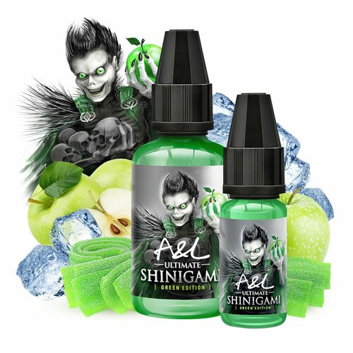 A&L Ultimate - Aroma 30 ml Shinigami Green
