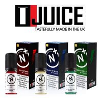 T-Juice Nic Salt - Nikotinsalz Liquid 10ml