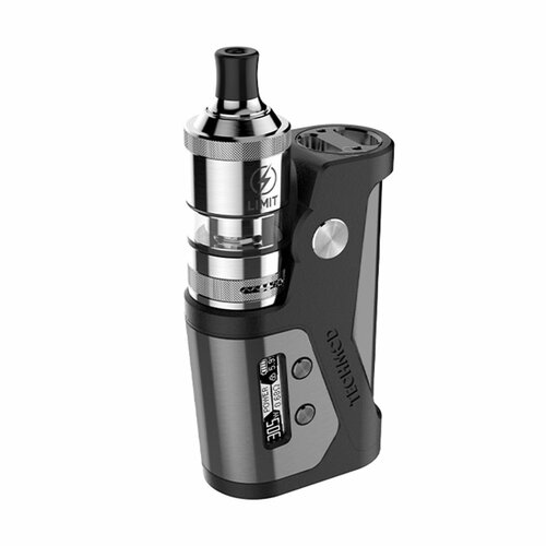 Kizoku Techmod / Limit MTL E-Zigaretten Kit Schwarz-Gunmetal