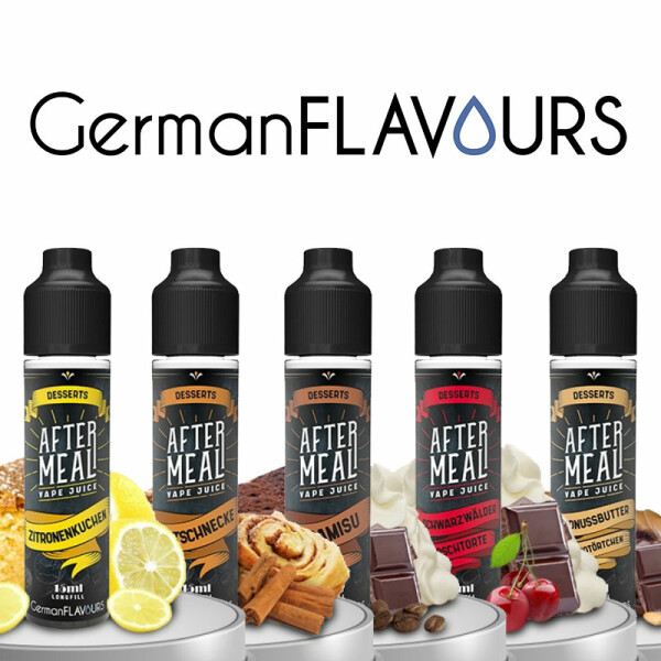 GermanFLAVOURS - After Meal - Longfill Aroma 15ml