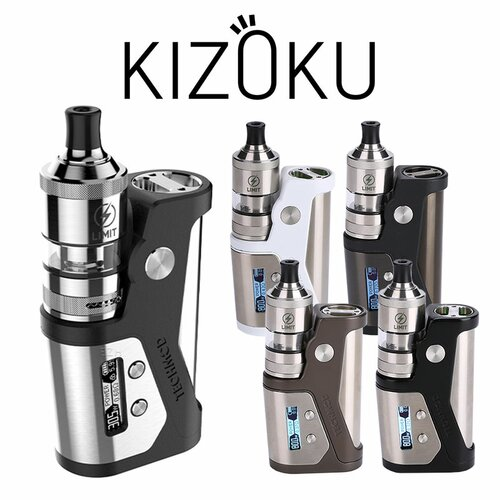 Kizoku Techmod / Limit MTL E-Zigaretten Kit