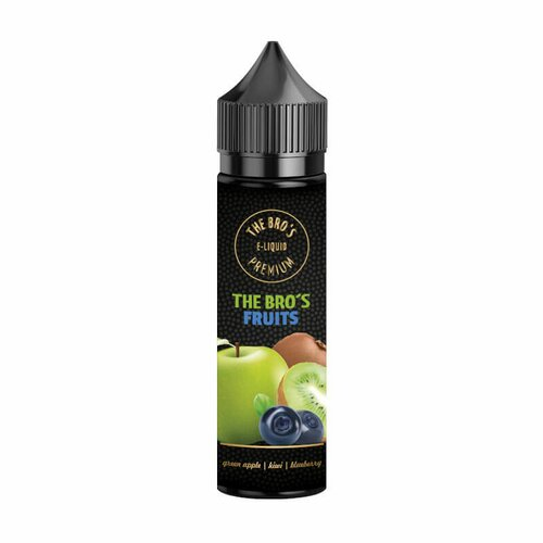 The Bros Fruits - Longfill Aroma 20ml Green Apple Kiwi Blueberry