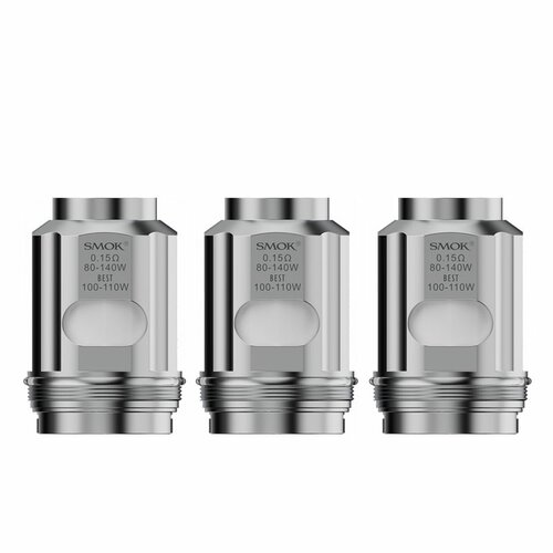 Smok TFV18 Dual Meshed Heads 0,15 Ohm (3 Stück pro Packung)
