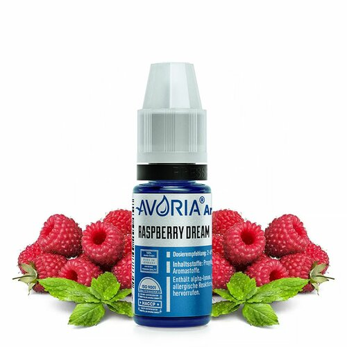 Avoria Aroma 12ml - Raspberry Dream