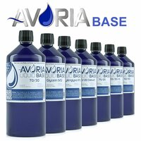 Avoria Base 0mg/ml - 1000ml
