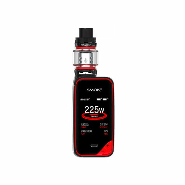 SMOK X-Priv Kit Black Red