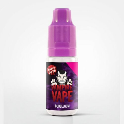 Vampire Vape Bubblegum - E-Zigaretten Liquid 12 mg/ml