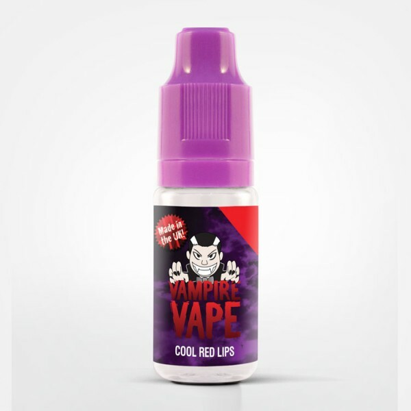 Vampire Vape Cool Red Lips - E-Zigaretten Liquid 3 mg/ml