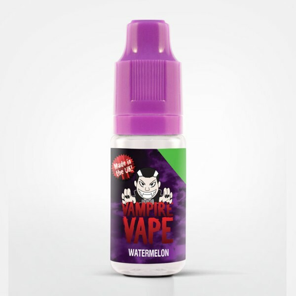 Vampire Vape Watermelon - E-Zigaretten Liquid 0 mg/ml