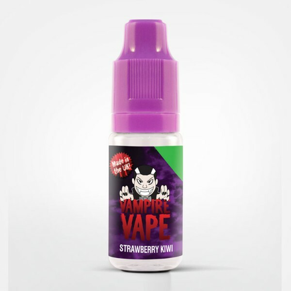 Vampire Vape Strawberry Kiwi - E-Zigaretten Liquid 0 mg/ml