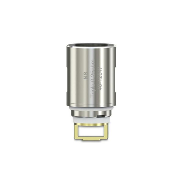Wismec WS02 NS Triple Heads 0,25 Ohm (5 Stück pro Packung)